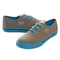 Cheap Women s Casual Shoes Running shoes For Women Grey blue Sports