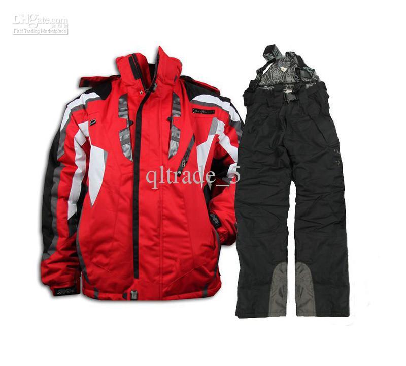 2017 Cheap Ski Jackets Spidercco Jackets Ski Wear Ski Clothes Men ...