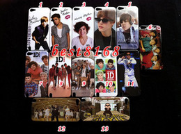 Wholesale Transformers X man justin One band direction hard plastic Case cases For Ipod touch th