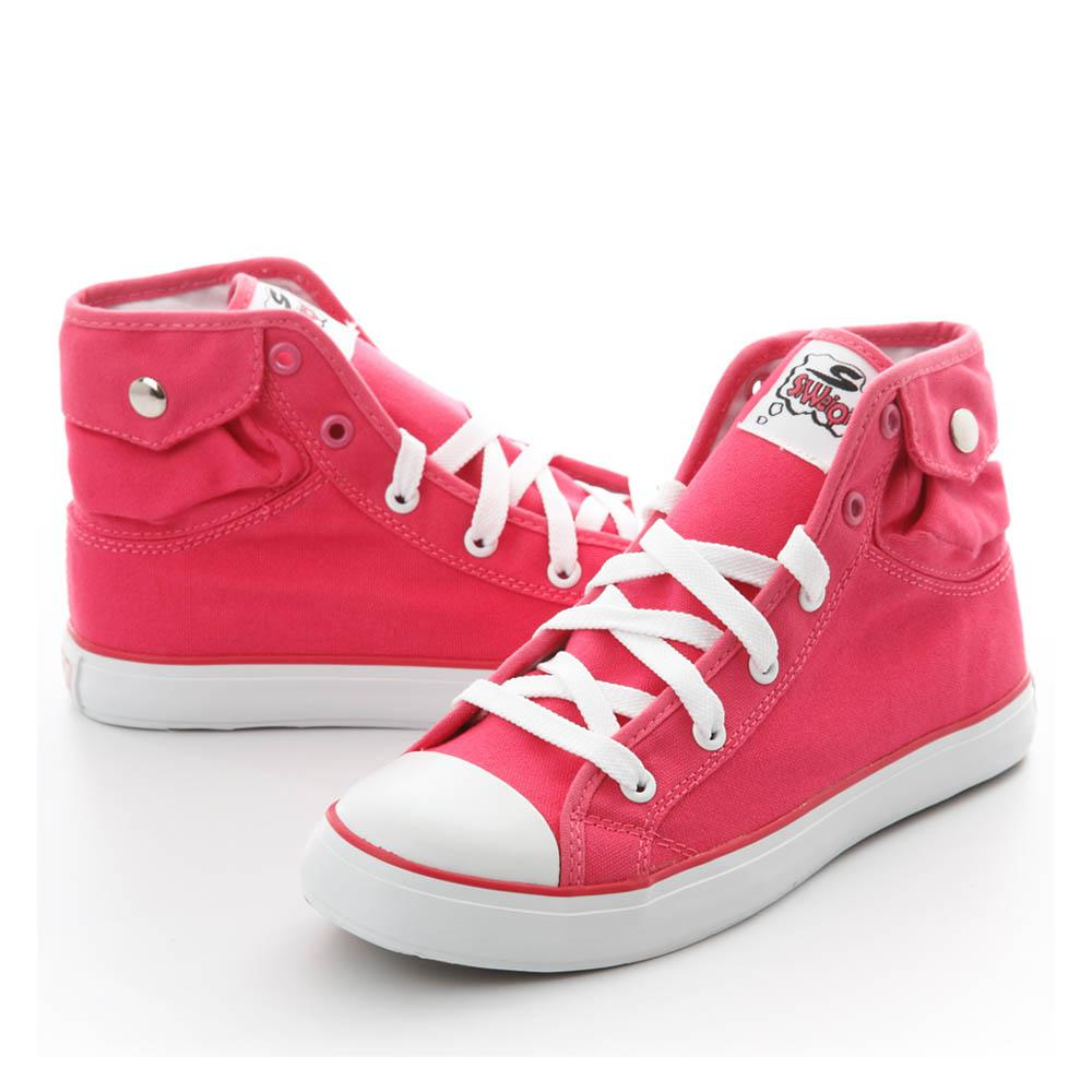 Converse New Canvas Shoes-Recently Womens Converse Canvas Shoes Red Silver Wholesale_LRG.jpg