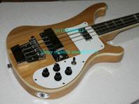 Wholesale Natural string Electric Bass guitar RK bass Top custom bass guitar
