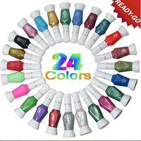 art brown pen - color way nail art polish with brush amp pen varnish colour whole sale