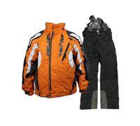 Wholesale Ski suit Spiidder Jacket fashion Ski clothes jackets pants waterproof men jackets orange