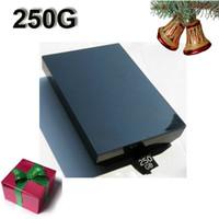 al por mayor xbox duro-Unidad de disco duro interna Slim para XBOX 360 250G