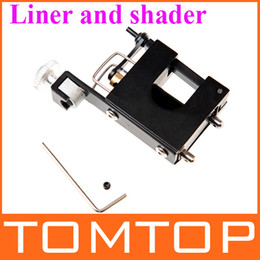 Wholesale Tattoo Supply Silent Black Motor Rotary Tattoo Gun Machine Use for Shader amp Liner r s H8909
