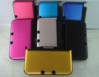 Wholesale Hard Metal case For nintendo ds xl dsll