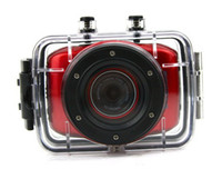 Wholesale HD Extreme Sports Action Camera Waterproof Sports Video Camera Camcorder DV inch TFT LCD screenN9