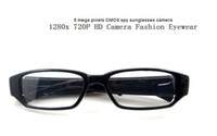 Cheap Factory Sale High Quality DHL 1280x720P HD Spy Glasses Camera Sunglasses Camera Up To 32GB