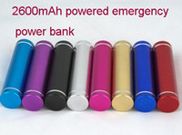 Wholesale 50pcs External Battery mAh Emergency Power Bank Charger for Phone S Various Mobile