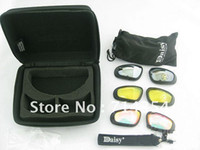 Wholesale Daisy C5 Desert Storm Sun Glasses Goggles Tactical Protective Riding Glasses