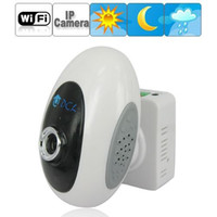 Wholesale 2 GHz Wireless and Wired IR Cut IP Security Camera Support Nightvision