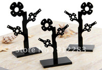 Wholesale Sets plum blossom Acrylic Jewelry Holder Display Stand quot Fashion Jewelry Display