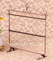 Wholesale pc Rectangle Metal Bracelet Jewelry Display Holder Showcase Stand Fashion Jewelry Displays