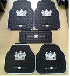 Wholesale Junction produce mat natural latex jp refires mat full set anti Sand Waterproof Non slip high grade for car