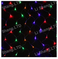 Wholesale LED Light Mesh Star String Light Strip Light M for Christmas decoration