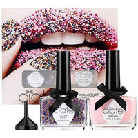 Wholesale Hot sell nail art caviar manicure caviar nail polish Free HK Shipping