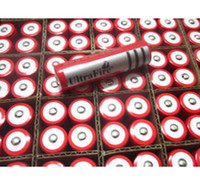 Wholesale 10x Ultrafire Li ion Rechargeable Battery V mAh for LED Torch Flashlight Digital Camera