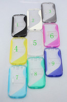 TPU For Samsung  S line silicion with Stand Support back cover cases For Samsung galaxy I9300 SIII S3