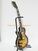 Solid Body left hand - Left Hand Guitar Custom Mahogany Body Electric Guitar High Quality Ebony FingerBoard From China