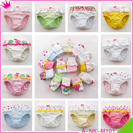 Wholesale Baby Gift Child Wear Toddler Underpants Children Briefs Kids Underwear Girl Panties Infant Clothes