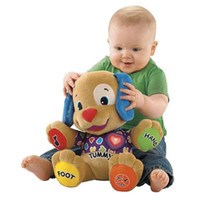 Retail Musical Dog Laugh & Learn Love to Play Puppy Baby...