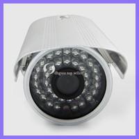 Wholesale 420 TVL LED IR Day amp Night Bullet Outdoor Camera Weatherproof CCD CCTV Security Surveillance