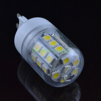 Wholesale Hot lights G9 E27 W Degree SMD LED Bulb Lamp E27 E14 Energy Saving leeu