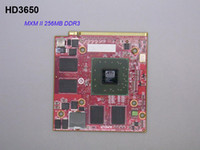 Wholesale EMS ATI Mobility Radeon HD3650 VGA Card HD MXM II MB DDR3 Card Graphic Card