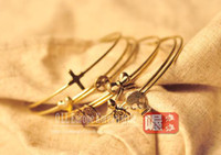 Wholesale New style women bangles fashion skeleton bowknot fine bracelet fashion accessories set
