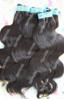 Wholesale Sample order Inch Brazilian Virgin Remy Human Body Wavy Hair Weft Weave HK Post FREE