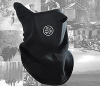 snowboard - High quality Winter Half Face Mask Neck Warmer Face warming Mask Facemask for Ski Snowboard Bike