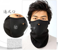 Wholesale Newly Black Neoprene Neck Warm Face Mask Veil Sport Motorcycle Cycling Ski Snowboard Guard