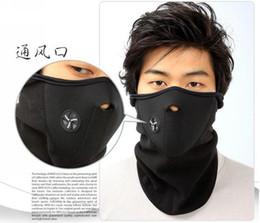 El protector de ciclo de la snowboard del esquí de la motocicleta del deporte del velo de la máscara de cara del cuello del neopreno 5PCS libera el envío