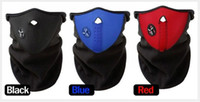 Wholesale Neoprene Half Face Mask Neck Warm MTB for Ski Snowboard Bike Motorcycle Outdoor Sports