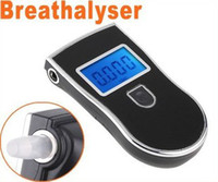 Wholesale Prefessional Police Digital Breath Alcohol Tester Breathalyzer