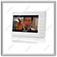 Wholesale S9Q New quot inch LCD ebook reader GB P MP4 MP3 Player DOC PDF eReader Digital Photo Frame AAAAJO