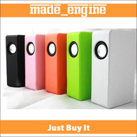 Wholesale Boose Near Field Audio Intreaction Amplifying Speakers Speaker for iPhone S Android Smartphone S3