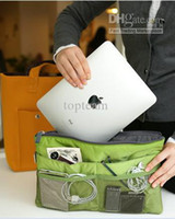 Wholesale EMS freeshipping Multi function pocket cosmetic bag finishing package bag large size colors