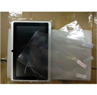Wholesale Screen Protector special fit for inch allwinner a13 q88 tablet PC TM07