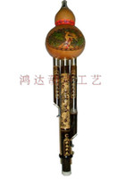 Wholesale Hulusi of the natural gourd Shichiku three tone detachable exercises beginner flute
