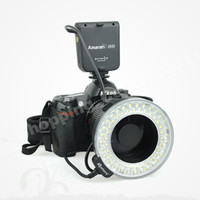 Wholesale Aputure AHL C60 LED Light Macro Ring Flash Canon EOS T2i T3i T4i D D D