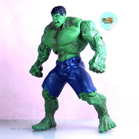 Wholesale HOT Sale the Hulk inch Avengers bookhero Genuine model Children s movie toys