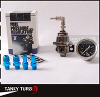 Wholesale Tansky TOMEI Fuel Pressure Regulator Fuel Regulator With Black Gauge TK FPR0519