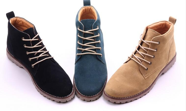 Mens Boots Shoes Mens Board Shoes Green Casual Stylish Mens Shoes ...