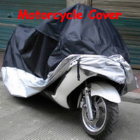 Wholesale Waterproof Polyester Motorcycle Cover Size M L XL XXL Dust proof Scooter Cover