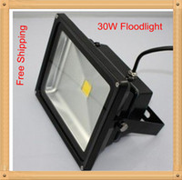 Wholesale 4pcs W LED Flood Light Projection Lamp Landscape Outdoor Floodlight Pure Warm Cool White V