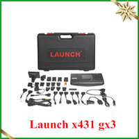 Wholesale 2013 Latest Version Launch X431 GX3 auto scanner professional diagnostic tool Mindy