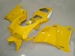 Injection ABS motorcycle fairing kit for DUCATI 1993 - 2005 748 916 996 998 road bike fairings bodaywork