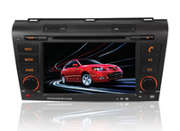 Wholesale 7 quot In Dash Car DVD Player for Mazda Mazda3 with GPS Navigation Radio Bluetooth TV Stereo