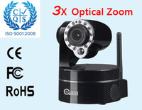 Wholesale Hot sell Coolcam Wireless Indoor IP Security Camera IR CUT X Optical Zoom PTZ IP CAM S574